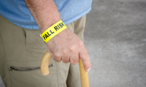 mobility and balance fall risk
