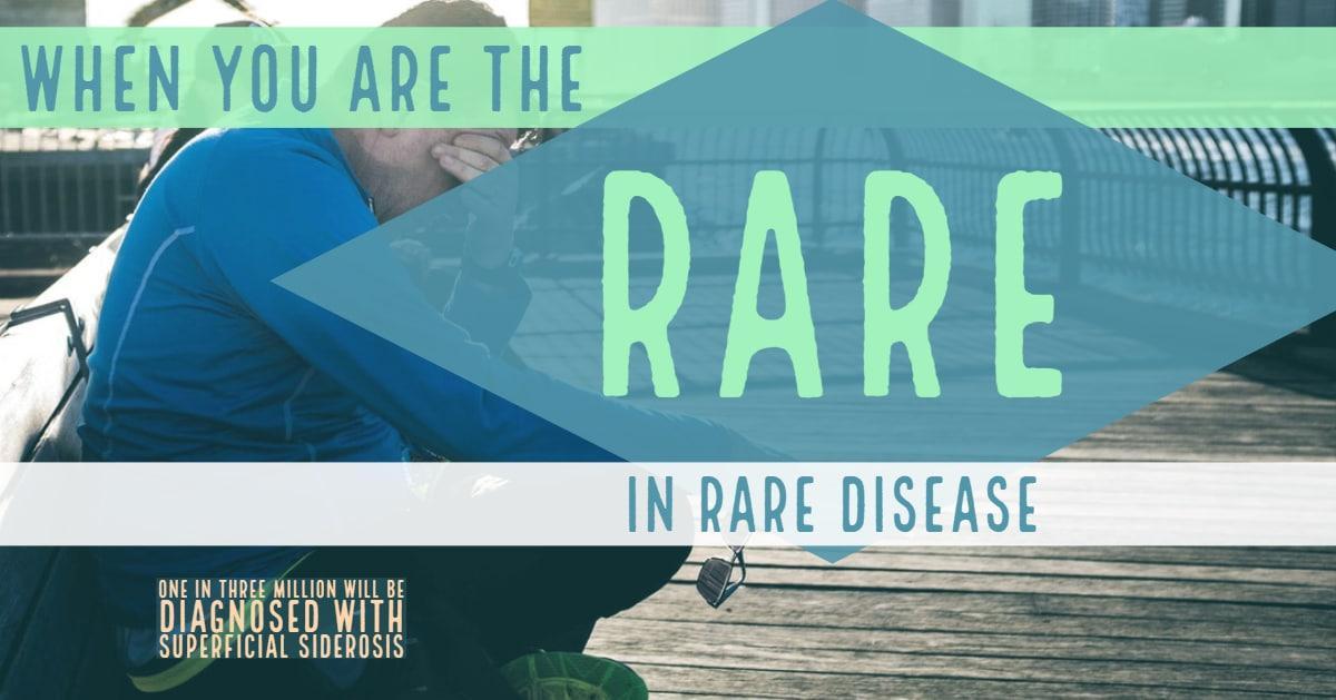 being rare
