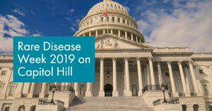 Rare Disease Week 2019 on Capitol Hill