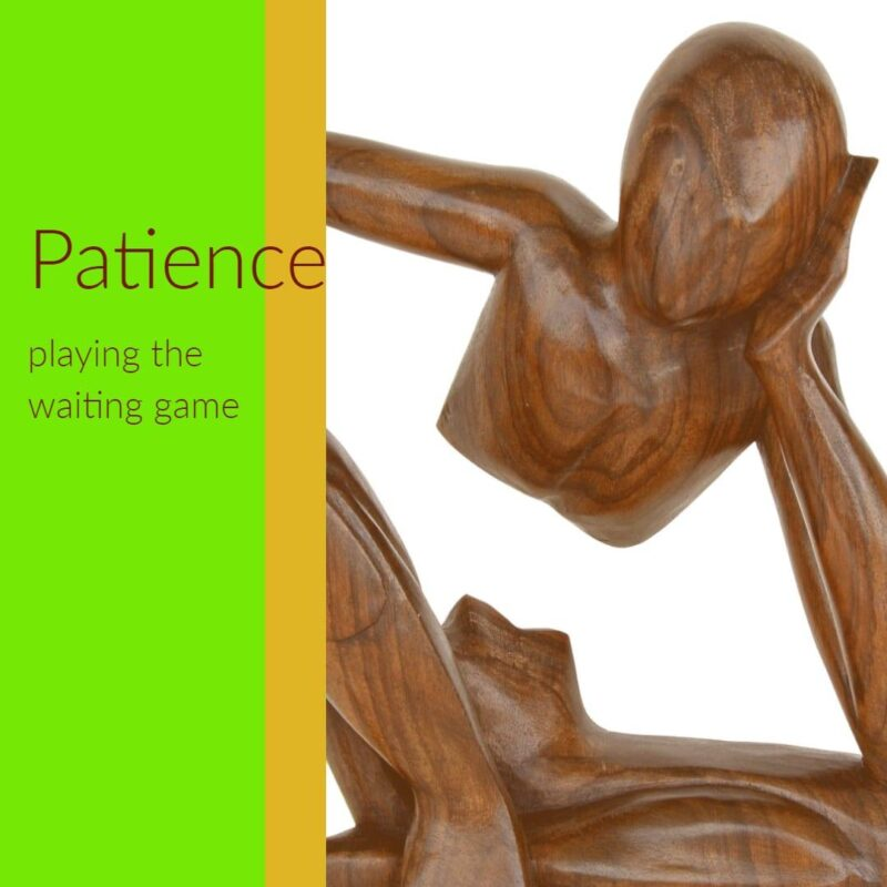 Patience in