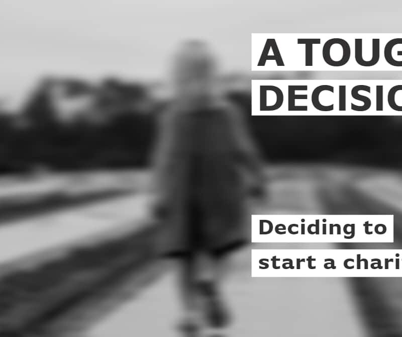 A Tough Decision