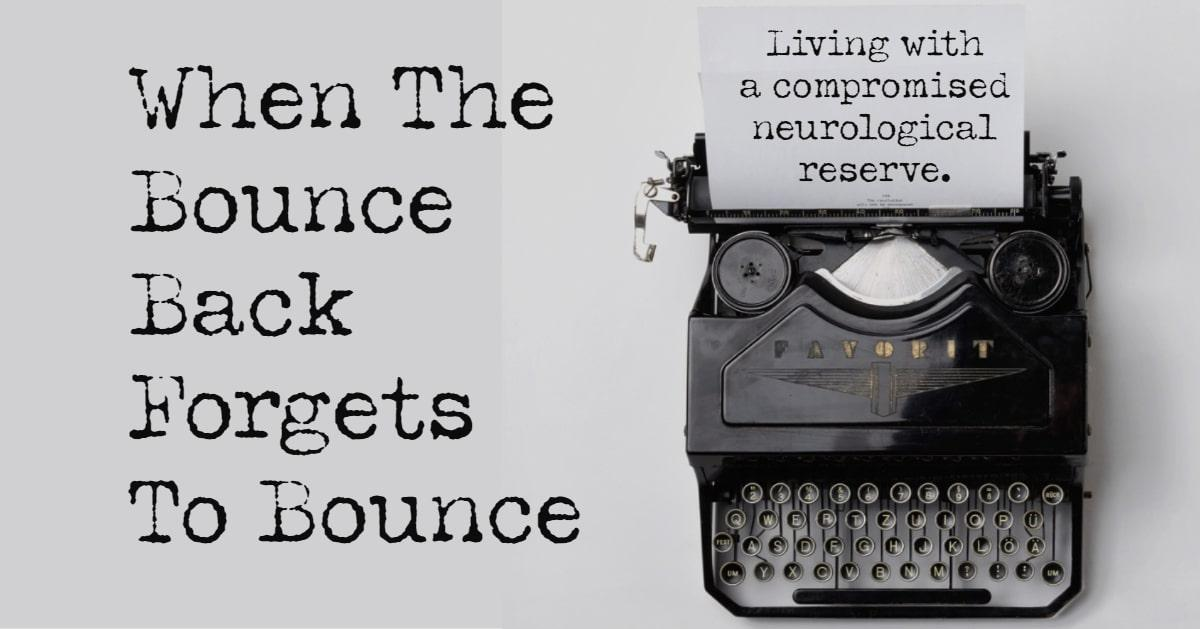 Neurological Reserve