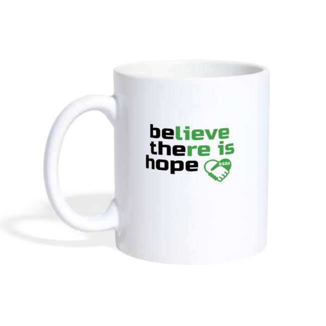 be the hope beverage mug