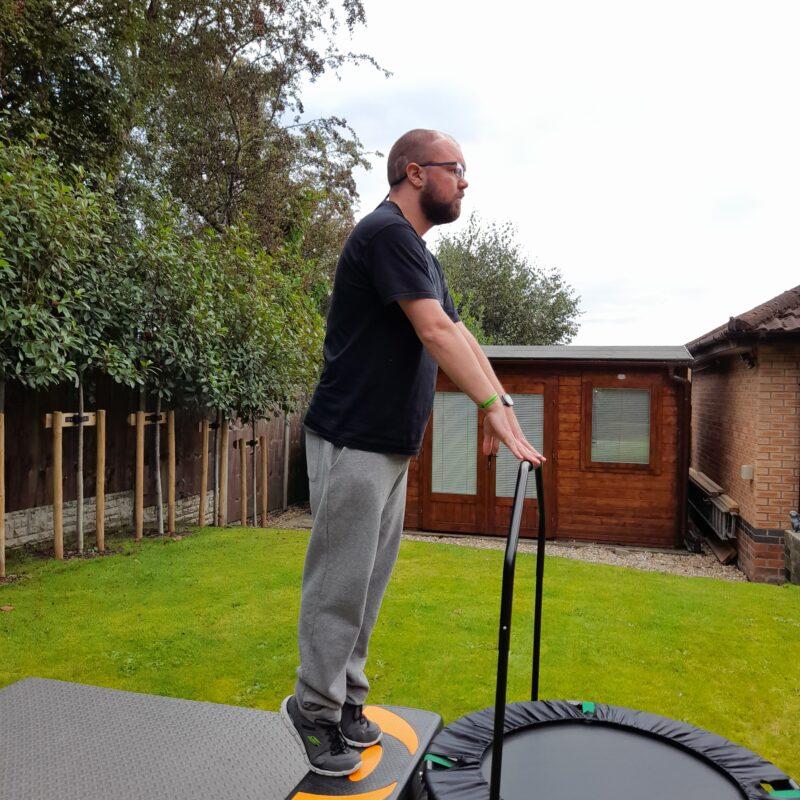 calf raises exercise for balance