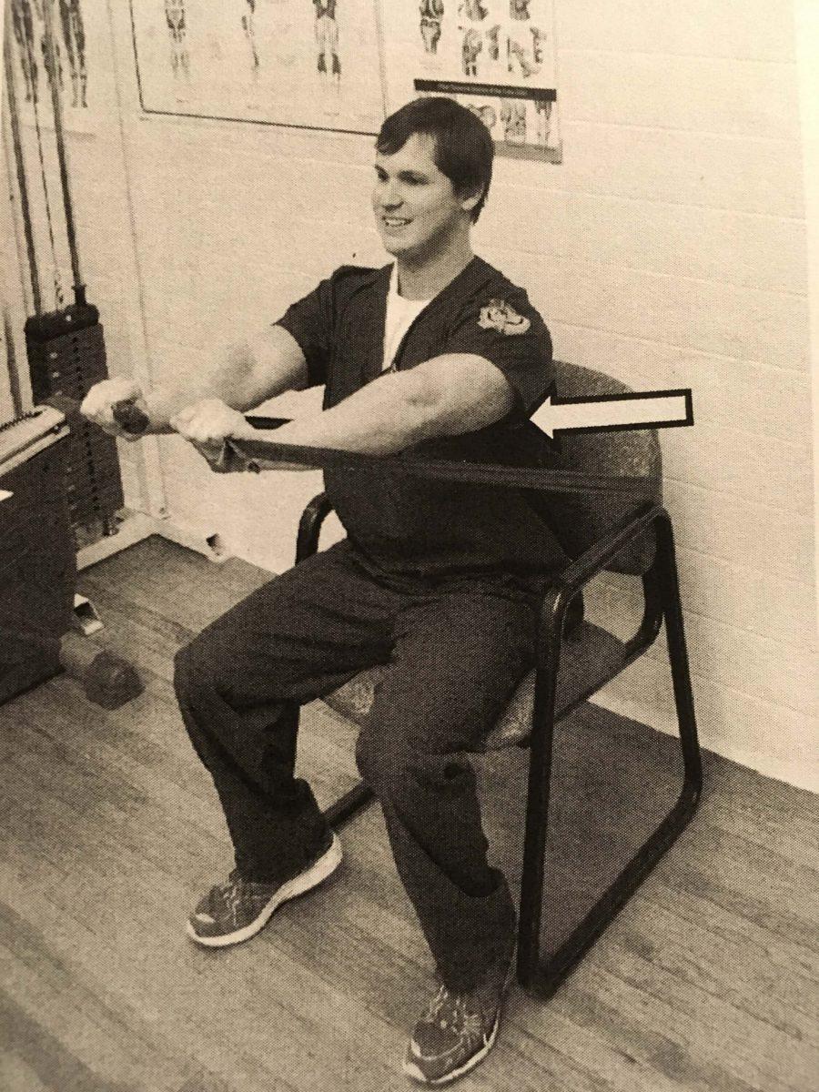 Upper and Lower Body Strength Exercise Program